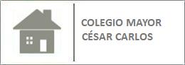 Colegio Mayor César Carlos. Madrid.