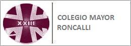 Colegio Mayor Juan Roncalli. Madrid.