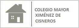 Colegio Mayor Ximénez de Cisneros. Madrid.