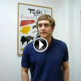 This is Matt from Ireland. He talks about his experience learning Spanish in Valladolid. La Casa del Español. (Spain)